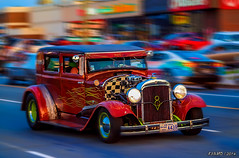 1929 Essex Super Six (kenmojr) Tags: auto show classic car vintage antique cruising newbrunswick moncton hotrod vehicle essex centennialpark 1929 2014 mountainroad super6 mountainrd atlanticnationals kenmorris supersix kenmo ratrodtraditional