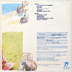 1983_francois_van_dorpe_se_prom_ner_sans_bouger_02 (Marc Wathieu) Tags: music back belgium belgique coverart rear vinyl pop cover record sleeve chanson backcover chansonfranaise rearcover chansonbelge
