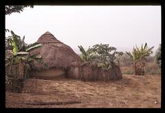 Hutte (alain_halter) Tags: bâtiment afrique hutte afriquedelouest guinéeconakry républiquedeguinée