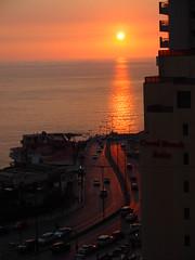 Sunset, balcony, Ramada Plaza, Rache!