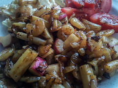 2015-05-27 15-05-43 Stir Fried white asparagus, prawns and onions recipe (MadPole) Tags: food white blanco vegetables branco recipe prawns asparagus seafood blanc crevettes gambas putih recette camares receita receta recept  resep stirfried asperges espargos  bl udang     esprragos  biay      trng resipi  krewetki   tm przepis  krevety  chest szparagi       mngty  asparaguswhite  cngthc        asparagus