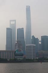 Pudong (Stephan Alberola) Tags: china shanghai pudong 外滩 bund worldfinancialcenter swfc waitan 上海市 上海环球金融中心