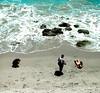 Malibu (mutoscope) Tags: ocean california delete10 delete9 delete5 delete2 model photoshoot delete6 delete7 delete8 delete3 delete save save2 blonde swimsuit delete11