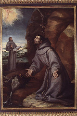 The Stigmatization of St. Francis (Ackland Art Museum, Chapel Hill, NC)