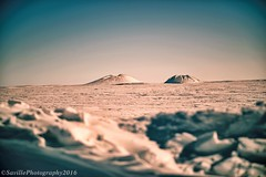 AAC_8265s (savillent) Tags: ocean travel sky snow canada ice landscape photography northwest north twin nwt landmark arctic april climate territories pingos 2016 tuktoyaktuk savillent