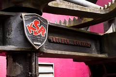 Steel (Wolfman_3000) Tags: steel ksr belper england kelhamisland sheffield city outdoor machine cogs steelworks text