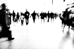 no.915 (lee jin woo (Republic of Korea)) Tags: street shadow blackandwhite bw self subway mono photographer hand snapshot korea snap gr ricoh streetphotograph