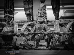 2016 Met Fun-49 (Guru Sno Studios) Tags: city nyc bw newyork art statue museum canon metropolitan metropolitanmuseumofart
