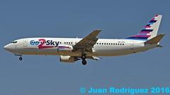 OM-GTD - Go2Sky - Boeing 737-46J - PMI/LEPA (Juan Rodriguez - PMI/LEPA) Tags: nikon d90 sigma 70200mm 80400mm pmilepa aeropuerto airport sonsanjuan sonsantjoan palma mallorca boeing plane aeroplano airplane aircraft b737 go2sky omgtd