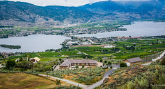 2016 - Road Trip - Osoyoos BC (Ted's photos - Returns Late September) Tags: house lake mountains water nikon wideangle vineyards cropped rancher vignetting highway3 osoyoos 2016 osoyooslake mountainscene osoyoosbc tedmcgrath cans2s tedsphotos nikonfx nikond750