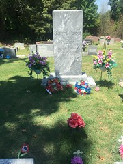 Pusser family marker (michaelwfreem) Tags: tennessee adamsville