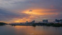 Sunsets  (Ah Wei (Lung Wei)) Tags: ahweilungwei sunsets sunset masjidselatmelaka malaccastraitsmosque nikond7000 nikon tokina1116mm tokina1116mmf28 tokina melaka malaysia