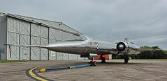 Bristol 188 (clackzuk) Tags: gyronjunior supersonic rafmuseumcosford xf926 bristol 188 cosford