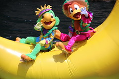 Minnie's Tropical Splash (sidonald) Tags: tokyo disney tokyodisneysea panchito tds tdr tokyodisneyresort  tropicalsplash josecarioca    disneysummerfestival