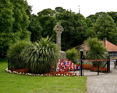 Washington Village (harra1958) Tags: washington poppies cenotaph tyneandwear wearside