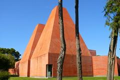 Casa das Historias Paula Rego (CarlosCoutinho) Tags: portugal museum architecture cascais pritzkerprize eduardosoutodemoura paularego archdaily casadashistorias carloscoutinho