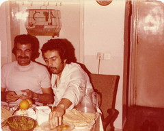 dinner with parviz (reza fakharpour) Tags: old family freedom iran iranian iranians   iranbeforetherevolution