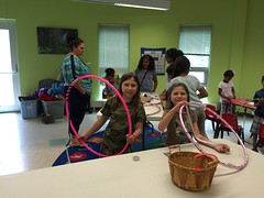 Hula Hoop (mcllibrary) Tags: ewing branch youth services event