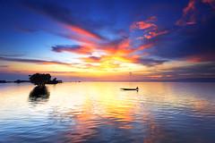 tanguar 2016 (riasat rakin) Tags: bangladesh tanguar sylhet sunset landscape light boat haor