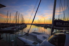 marina sunset32 (WITHIN the FRAME Photography(5 Million views tha) Tags: sunset wide silhouettes masts yachts harbour jetty detail westcoast travels southafrica eos6d 1636mmlens