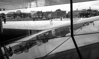 {Oslo from the Opera House }FCC136