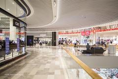 Corner (Adam Dimech) Tags: uniqlo  eastlandshoppingcentre shoppingcentre shoppingcenter shoppingmall mall building interior design architecture shop shopping store ringwood melbourne victoria australia witchery cue
