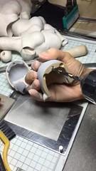 Narae60 N60S (bimong11) Tags: narae60 n60s drill hole neodymium magnet bjd doll bimong handicraft creation
