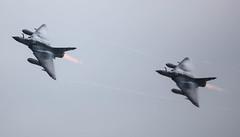 Dassault Mirage 2000Ns Ramex Delta 036-1 (cwoodend..........Thanks) Tags: 2016 riat2016 riat dassault dassaultmirage mirage mirage2000n 125bc french frenchairforce ramexdelta