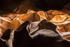 burning canyon (kewlscrn) Tags: antilope canyon canion remo bivetti nikon d800 2470mm usa utah formen farben glowing glow schlucht arizona bearbeitet kewlscrn natural light