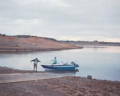 (roundtheplace) Tags: landscape landscapephotography pentax67 portra160 mediumformat nsw lake australia australianlandscape snowyhydro fishing analogphotography candid street streetphotography