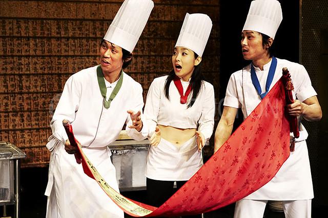 ソウルの観劇:ナンタ(NANTA)