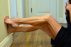 _DSC0093jj (ARDENT PHOTOGRAPHER) Tags: calves muscular female woman flexing skinny mature milf gilf highheels tiptoe