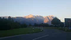 Zugspitze (Chrischi San) Tags: zugspitze morgens garmisch farchant berge samsung galaxy s6