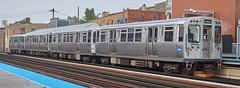 DSC06404 (jayayess1190) Tags: chicago illinois masstransit publictransportation vehicle commuter passenger urban passengerrail train railroad subway eltrain underground metro cta