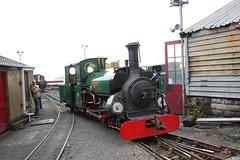 Blanche (Mike 7416) Tags: boston railway lodge blanche ffestiniog