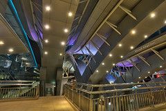 Johor Bahru Sentral | Scene 2 (Shamsul Hidayat Omar) Tags: tourism station architecture modern photography high interesting nikon dynamic railway places scene malaysia jb omar range hdr johor bahru hidayat sentral greatphotographers shamsul photoengine oloneo d800e