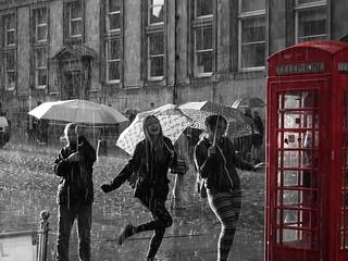 Edinburgh Rain