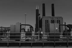 Chicago - 06 June 2015 - 6D - 032 (Andre's Street Photography) Tags: blackandwhite bw chicago blancoynegro skyline canon eos und zwartwit powerplant southloop schwarz bwphotography 6d chicagotribune chicagoist weisse chicagoreader chicagomagazine rooseveltroad noretblanc nearsouthside chicagojournal photobyandrevanvegten chicago06june20156d