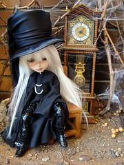Undertaker - Kuroshitsuji (Lunalila1) Tags: doll more workshop mio groove custom coments undertaker resumen 2015 sutura taeyang kuroshitsuji