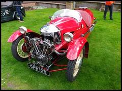 Coventry Motofest Morgan V Twin. 30.5.15. (nexapt101) Tags: morgan coventry vtwin motofest