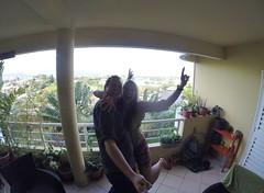 Photo de 14h - Chez Virginie et Jean-Julien (Nouméa, Nouvelle-Calédonie) - 08.06.2014