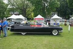 1960 Cadillac Eldorado Convertible (DVS1mn) Tags: convertible cadillac eldorado 60 1960 10000lakesconcoursdelegance