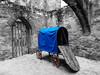 Mission Trail, San Antonio, Texas (nadine3112) Tags: sanantonio colorkey missiontrail colorkeying