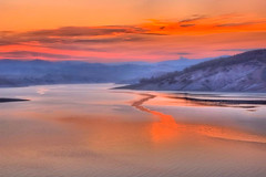 _he always_ (* landscape photographer *) Tags: italy primavera lago europe tramonto valle giugno paesaggio lucania 2015 nikond90 salvyitaly