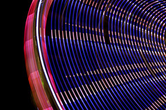 Prater Big Ferris Wheel at Night, Vienna / Wien, Austria