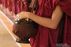 BT_20131101-6481 (brendatharp) Tags: travel asian asia burma buddhist culture monk bowl adventure monastery destination ritual myanmar southeast burmese cultural