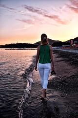 (You-Rasik) Tags: beach beautiful nikon women adriatic flickrelite nikkor85mm18g