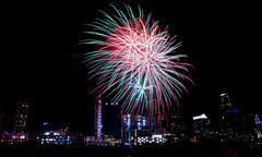 FourthOfJuly_067 (allen ramlow) Tags: city sky skyline night austin colorful long exposure day texas fireworks sony 4th july celebration independence a6000 sel1670