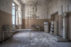 """"""" La cura...."""" (Giovanni Cedronella) Tags: abandoned architecture shadows dust decay forgotten light"""