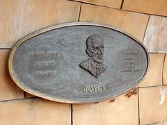 James Joyce (BBuzz1) Tags: saintpatrickscathedral westsalemhighschool westsalemhighschoolfrench wshsfrench wshseurotrip dublin